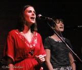 The Railflowers' Beth and Hannah Knight