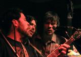 Brothers Comatose's Alex and Ben Morrison, Gio Benedetti