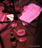 Setlist, Sierra Nevada beer, foot-stompin' tambourine