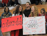 Lady Wildcats fans