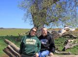 Donna & Alan at Table Mountain