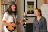 KZFR-FM Open House, April 6, 2013, Chico, Calif.