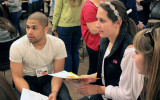 Chico State Poverty Simulation, April 9, 2013