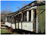 Rotting Railcars