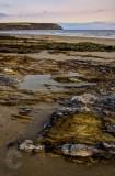 Pendower beach in Cornwall
