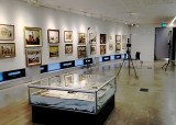 A gallery space to gladden the heart