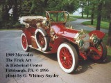 Antique Auto Postcards