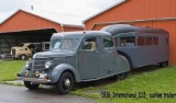 1936 International D15 custom trailer