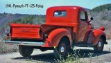 1941 Plymouth PT-125 Pickup