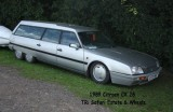 1989 Citroen CX 28 Tri Safari Estate 6 Wheels