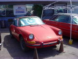 1972 911 TargaRed, fast and special