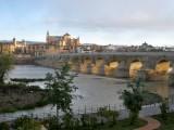 Cordoba. Puente Romano sobre el Guadalquivir