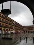 Córdoba. Plaza de la Corredera