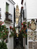 Córdoba. Calleja de las Flores