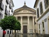 Córdoba. Iglesia y  Colegio de Santa Victoria