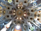 La Sagrada Familia. Nau Central