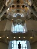 Interior de la Façana de la Gloria
