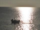 Pescant al Golf de Roses (Alt Empordà)