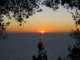 Sortida de Sol a Llafranc