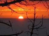 Sortida del Sol a Tossa de Mar