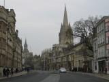 Oxford. High Street