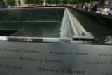 Names at WTC pools