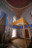 Privy Chamber of Murat III designed by Sinan in the Topkapi Palace Harem Istanbul