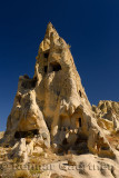 Cave dwelling Nuns Convent Monastery at Goreme Open Air Museum Cappadocia Turkey