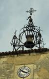 le clocher de Ménerbes