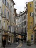 une promenade à Aix