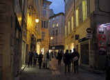Aix by night