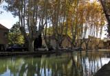un étang à Curucon