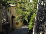 les rues de Gordes.