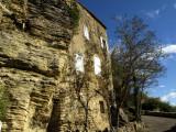 une maison troglodyte à Gordes