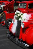 Just Married plus other red cars
