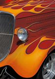 1934 Flaming Ford