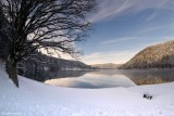 Longemer Lake.