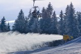 Snow Gun of The Snow Park