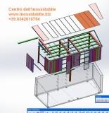 Foto virtuali dei Disegni Cad Solidworks - Lavorazione inox su misura