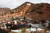 Bisbee from the road
