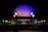 Spaceship Earth from World Showcase