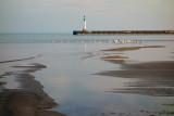 Sand, Pier
