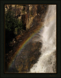 Stevenson's Falls - Rainbow