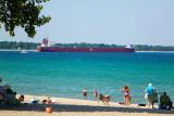 Canatara Beach Sarnia 2 - Aug. 31, 2012