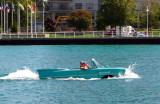 Boat Car in Sarnia Bay - 2009