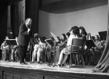 Anatols Adaman conducting the SCS Band 2