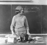 Miss Arbuckle - our Latin teacher