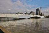 Wandsworth Bridge from north bank