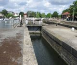 The skiff lock.