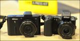 Nikon 1 V1 vs V2